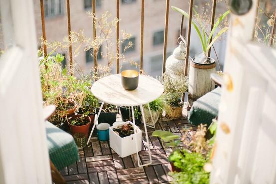 Kako do balkona, kot bi bil z Instagrama (in kaj si želim, da bi vedela že prej)