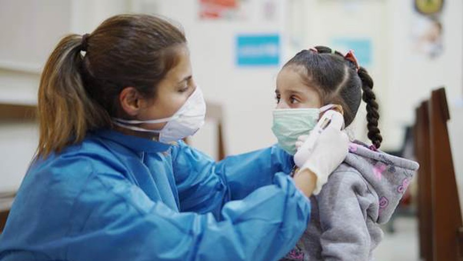 Pandemija koronavirusa ima lahko katastrofalne posledice za milijone otrok po vsem svetu (foto: UNICEF/Choufany)