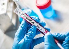 Statistika v Sloveniji: Ena potrjena okužba, brez novih smrtnih žrtev