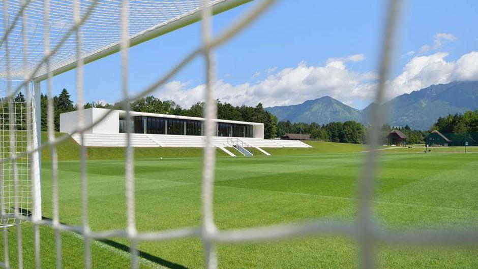 Pokal Slovenije v nogometu bo potekal junija na Brdu pri Kranju (foto: NZS)