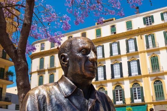 Italijanka je na dobrodelnem žrebu osvojila Picassovo sliko