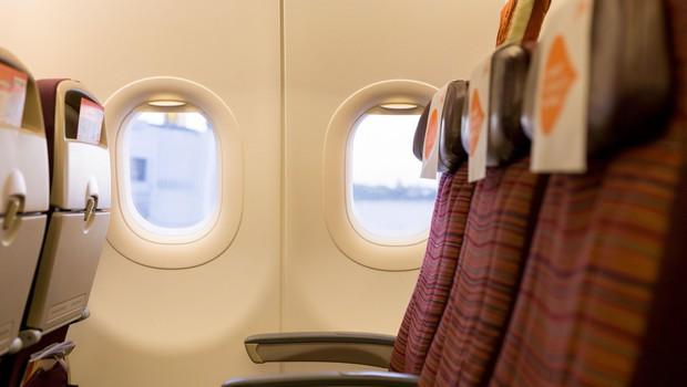 Proizvajalci zagotavljajo: Klimatske naprave v letalih so varne (foto: Profimedia)