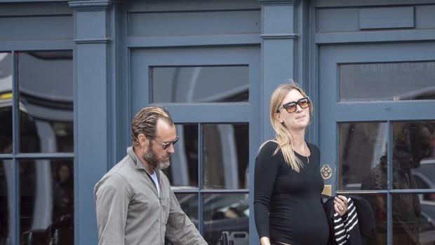 Jude Law pričakuje šestega otroka (foto: Profimedia)