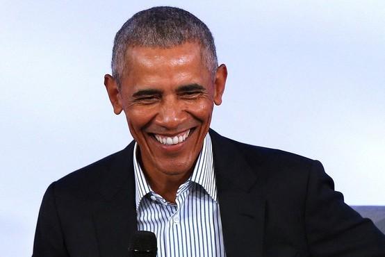 Barack Obama bi zlahka premagal Donalda Trumpa, če bi bile volitve danes!