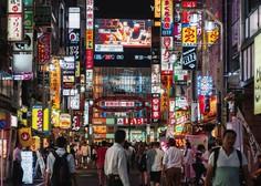 Na Japonskem proti epidemiji tudi z mitološkim bitjem
