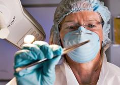 Obdukcije umrlih z koronavirusom so pokazale hude poškodbe pljuč
