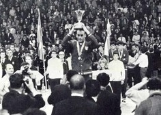Pred pol stoletja je Jugoslavija postala svetovni prvak