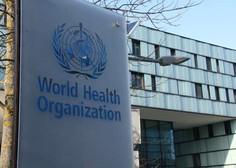 WHO začasno prekinila testiranje potencialnega zdravila za covid-19