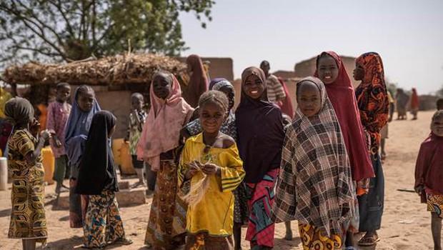 Pandemija koronavirusa poglablja krizne razmere v osrednjem Sahelu (foto: UNICEF/Haro)