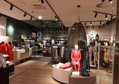 Comma v Aleji odprla trgovino, ki se ponaša z najnovejšim notranjim dizajnom