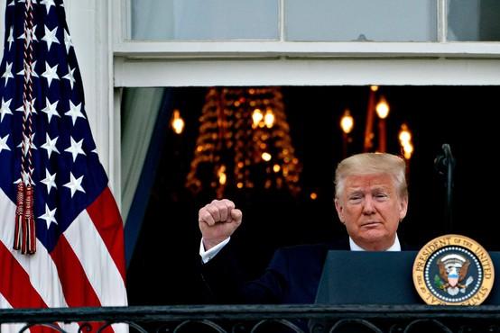 Kaj je zdravilo hidroksiklorokin, ki ga preventivno jemlje Donald Trump?