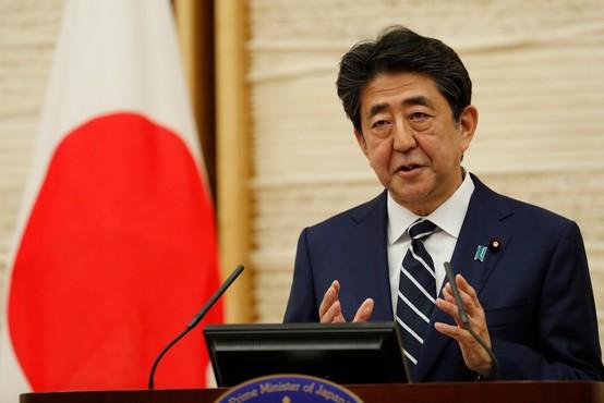 Japonski premier odpravil izredne razmere zaradi koronavirusa