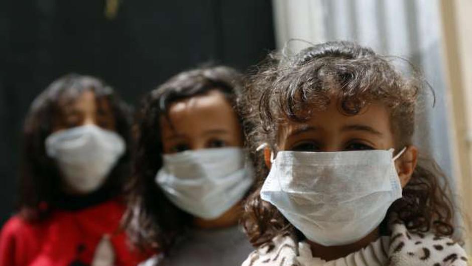 Za boj proti koronavirusu doslej zbrali 9,5 milijarde evrov (foto: Xinhua/STA)