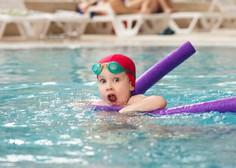 Priporočila NIJZ za športna bazenska kopališča in kopalno vodo v bazenih