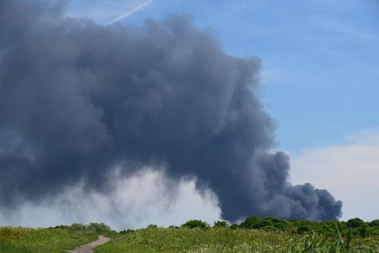 Dim je v Avstraliji povzročil veliko več posledic za zdravje kot požari