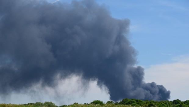 Dim je v Avstraliji povzročil veliko več posledic za zdravje kot požari (foto: Profimedia)