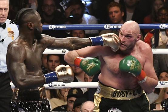 Mike Tyson ponovno v ringu
