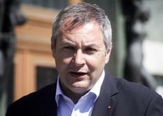 Dejan Židan odstopil z mesta predsednika SD