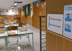 V šolo se vračajo preostali učenci, dijaki ostajajo doma