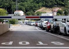 Slovencem ni več treba navesti razloga za vstop na Hrvaško