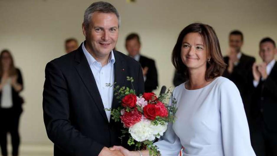 Mineva natanko 6 let, odkar je Dejan Židan prevzel stranko SD (foto: Daniel Novakovič/STA)