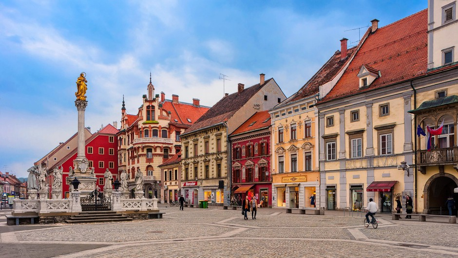 Župan Saša Arsenovič razglasil Maribor za območje brez koronavirusa (foto: Profimedia)