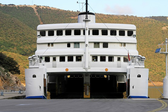 V letošnjem letu Hrvaška ne bo sezonsko podražila trajektnega prevoza