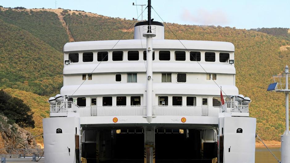 V letošnjem letu Hrvaška ne bo sezonsko podražila trajektnega prevoza (foto: Profimedia)