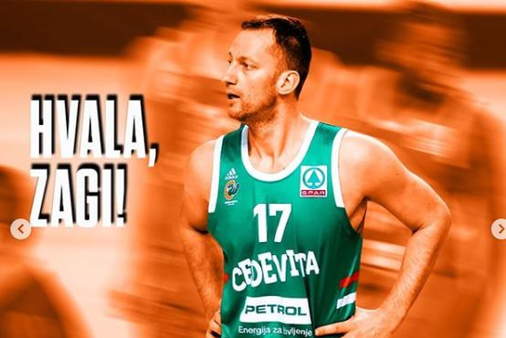 Košarkarski klub Cedevita Olimpija odpušča igralce