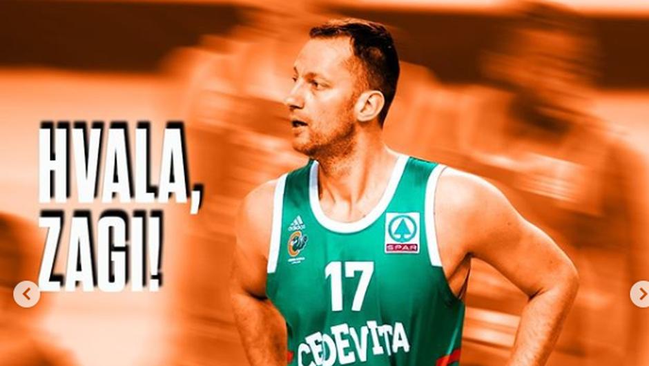Košarkarski klub Cedevita Olimpija odpušča igralce (foto: Instagram)