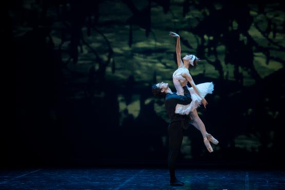 Večer baletnih duetov pri vas doma
