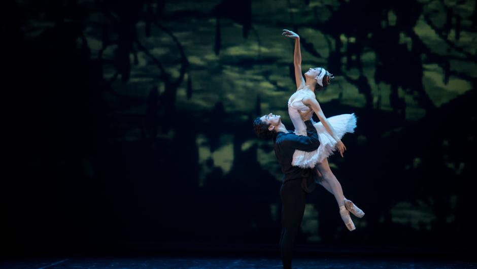 Večer baletnih duetov pri vas doma (foto: Darja Štravs Tisu)
