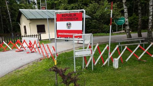 Glasni pozivi in opozorila o protiustavnosti avstrijske vlade pri odprtju meja s Slovenijo (foto: STA/Nebojša Tejić)
