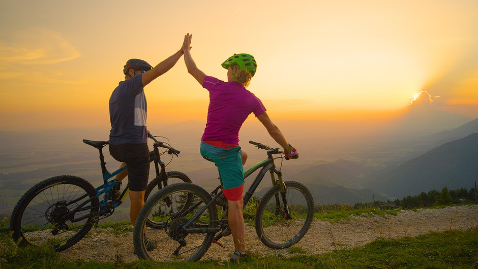 Najlepše kolesarske poti v Sloveniji (foto: Shutterstock)