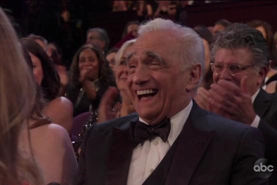Martin Scorsese z dvema mega projektoma, ob njem Leonardo DiCaprio, Robert De Niro, Tom Hanks