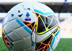 Nogomet: Najmočnejša italijanska liga se bo nadaljevala 20. junija
