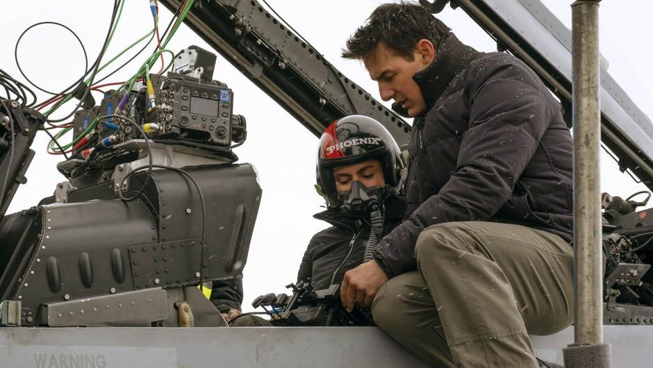 Tom Cruise bo snemal film na krovu mednarodne vesoljske postaje (foto: profimedia)