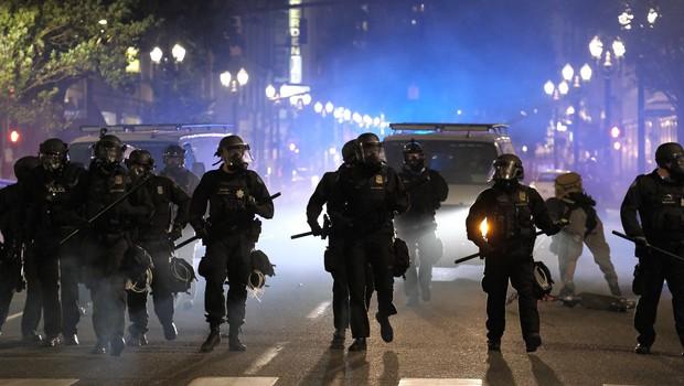 Protesti zaradi policijskega nasilja se iz Minneapolisa širijo po ZDA (foto: profimedia)
