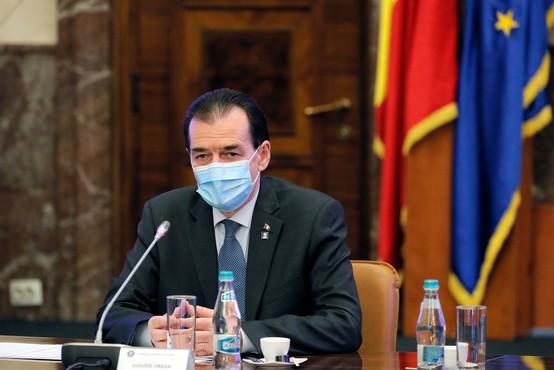 Na račun romunskega premierja, ki se je pregrešil zoper ukrepe, že zbijajo šale