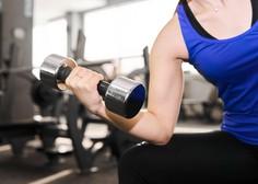 Fitnes centri ponovno odprti ob strogih varnostnih predpisih