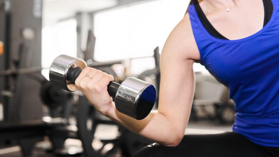 Fitnes centri ponovno odprti ob strogih varnostnih predpisih (foto: Profimedia)