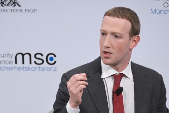 Zaposleni pri Facebooku protestirajo proti dejanjem šefa Zuckerberga