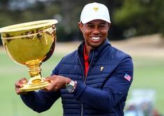 Tiger Woods pozval k mirnim protestom