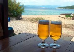 Na Hrvaškem našteli več tujih kot domačih turistov