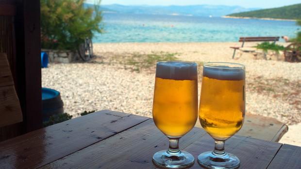 Na Hrvaškem našteli več tujih kot domačih turistov (foto: Profimedia)