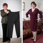 Susan Boyle leta 2016, ko je izgubla 12 kilogramov! (foto: Profimedia)
