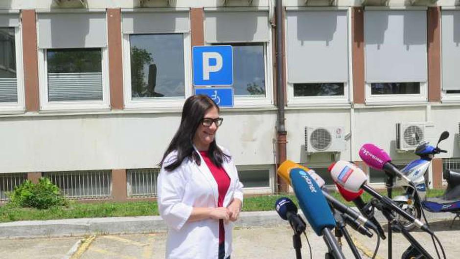 V Mariboru so karanteno odredili za 42 ljudi (foto: Andreja Seršen Dobaj/STA)