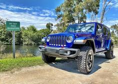Z Jeepom Wranglerjem po Miamiju - zakaj ga vsi opazijo? (foto)