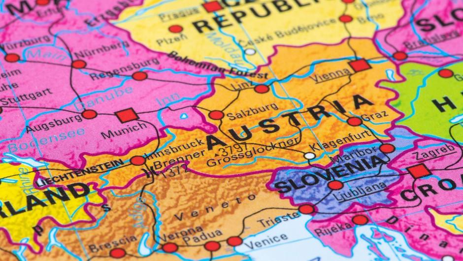 Avstrija bo odprla meje za vse sosednje države, razen za Italijo (foto: Profimedia)