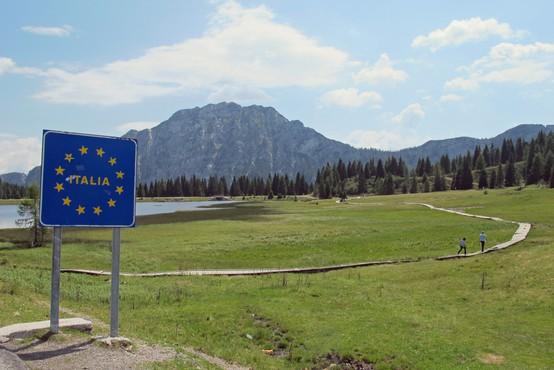 Italija danes odpira meje, Avstrija bo predstavila načrt odpiranja